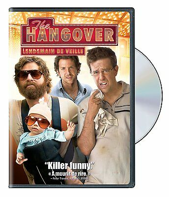 The Hangover (Bilingual)  *Used Dvd*