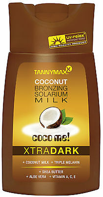 Tannymaxx Xtra Dark Coconut Bronzing Milk 200 ml.