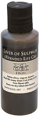 Liver Of Sulfur Gel- 2oz
