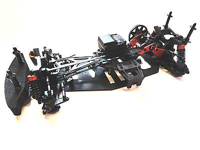 HPI Sprint 2 Drift Roller Rolling Chassis W/ Complete Drivetrain And Suspension