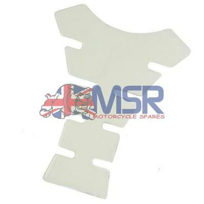 Motorcycle Tank Pad Clear Transparent
