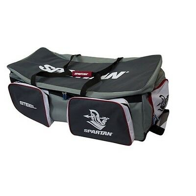 Spartan MSD7 Player Grade Coffin Type Cricket Wheelie Kit Bag+AU Stock+Free Ship