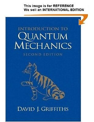 Introduction to Quantum Mechanics by David J. Griffiths (Softcover, 2004)