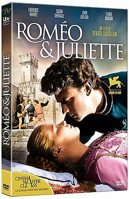 Dvd Romeo & Juliette  Edition Remasterisee  Neuf Direct Editeur
