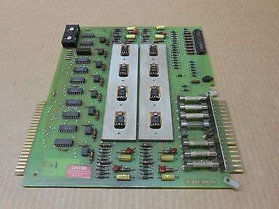 1 Cincinnati Milacron 3-531-3563A 35313563A Output Control Interface Board