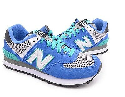 nouveaux styles 09ceb 3763f NEW BALANCE 574 Women Running Shoes (WL574SGB) Fashion Sneakers Casual Shoes