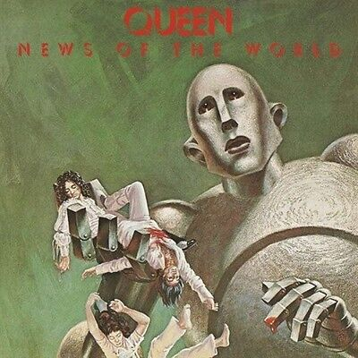 News of the world 2011 Queen 2 CD Set Sealed ! New !