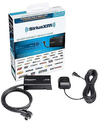 SiriusXM SXV300V1 Connect Vehicle Tuner Kit for for Satellite Radio