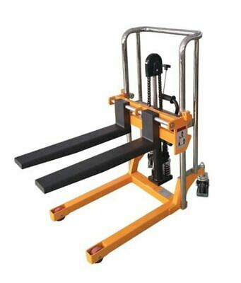 Brand New 400kg Platfrom Stacker/Manual Stacker Lifting 1500mm
