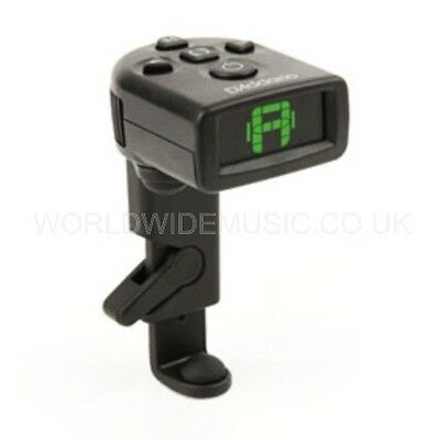 Planet Waves NS Micro Violin and Viola Tuner with Visual Metronome function