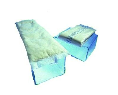Classic Pad / LilPad Classic Maxi Rechteckvorlage o. Folie - 1 Packung / 30 St.