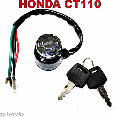 Honda Ct110 Ignition Switch Ct110 Ct90 Ignition Switch Assembly For Postie Bike