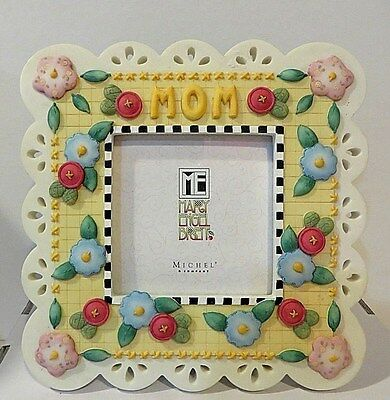 "Mary Engelbreit ""mother-O-Mine"" Square Frame"