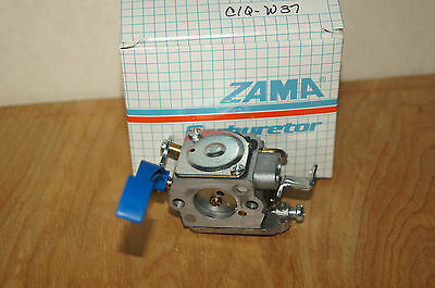 GENUINE ZAMA CARBURETOR C1Q-W37  C1QW37  * NEW *  Husqvarna