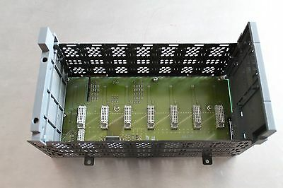 ALLEN-BRADLEY SLC 500 7-SLOT RACK 1746-A7 SERIES B PLC rack Card Holder chassis