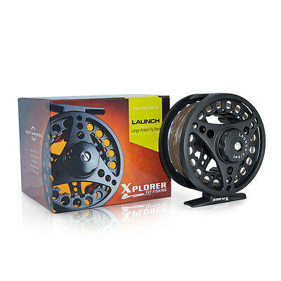 Xplorer Launch Fly Fishing Reel Aluminium (2/3wt 4/6wt)