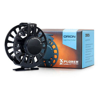 Xplorer Fly Fishing ORION Large Arbor Fly Reel