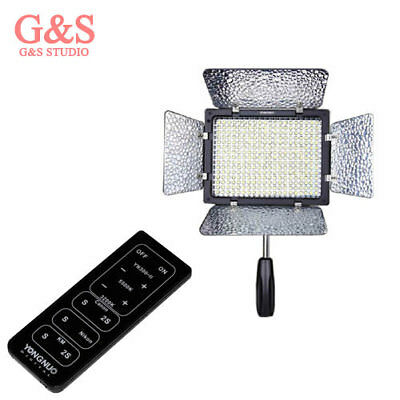 YONGNUO YN300-II LED Video Camera Light Color Temperature Adjustable Dimming