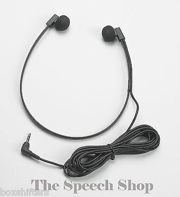 Spectra SP PC Stereo Transcription Headset 3.5mm Jack **BNIB**