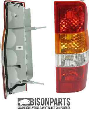 *new Ford Transit Rear Back Light Lamp Lens Right Side Mk6 2000-2006 (Tra003)