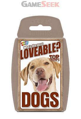 Top Trumps The Dog - Toys Brand New Free Delivery