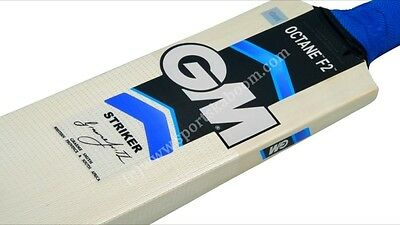 GM Octane Striker Kashmir Willow Cricket Bat (Indoor) AU Stock Free Ship & Extra