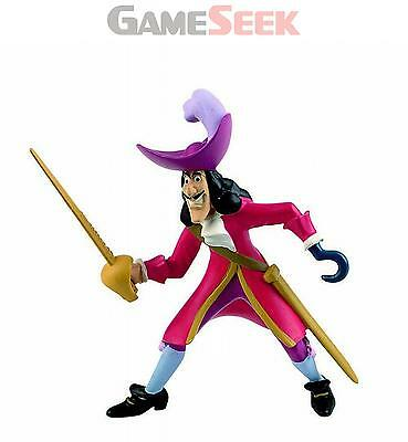 Captain Hook - Action Figures/figures Disney Brand New Free Delivery