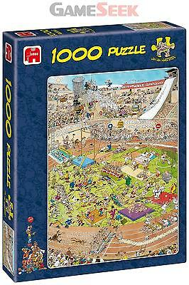 Jan Van Haasteren The Olympics Puzzle (1000 Pieces) - Games/puzzles Jigsaws New