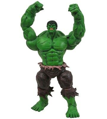 Diamond Select Marvel Select Figur - Incredible Hulk Special Collector Edition