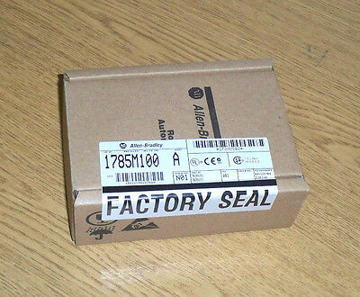 Sealed Allen Bradley 1785-M100  Series A  Memory Cartridge 1785M100 New