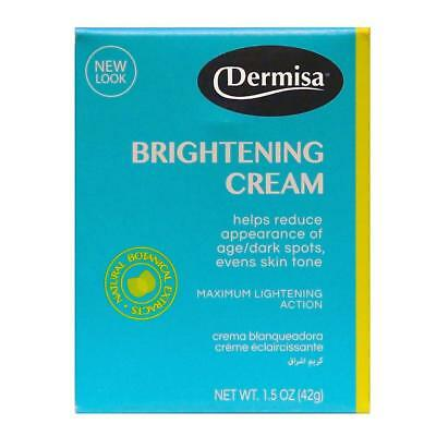 Dermisa Brightening Cream, 1.5 Ounce