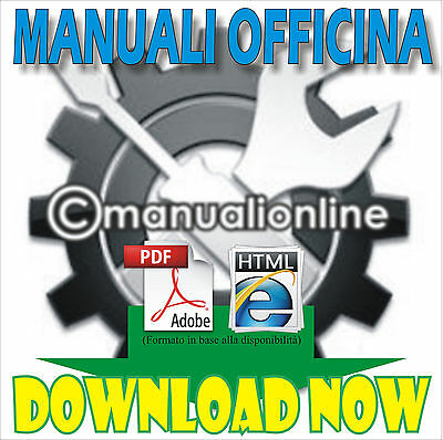 MANUALE OFFICINA BMW (0307-0317) R1200GS K25 ( 2002 03 04 05 06 2007 ) Italiano