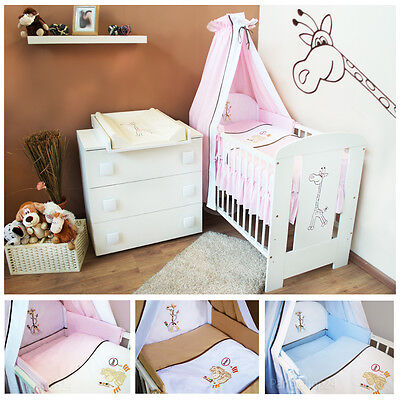 komplettzimmer m bel baby picclick. Black Bedroom Furniture Sets. Home Design Ideas