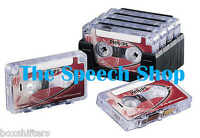 Philips LFH0005 Mini Cassettes X 10 LFH ***FREE UK DELIVERY***