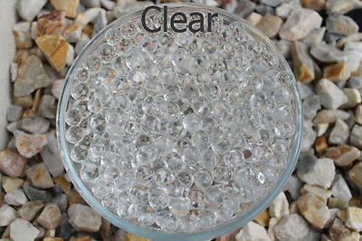 Clear Crystal Soil Water Beads Gel Jelly Balls For Wedding Decoration 10 Bags