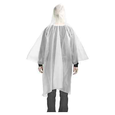 Kathmandu Reusable Lightweight Wind & Rain Protection Poncho Pouch One Size