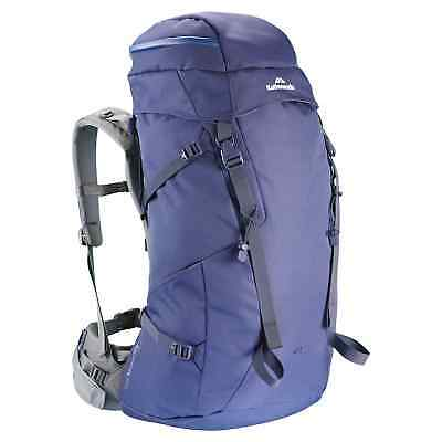 Kathmandu Archon trailTOUGH Hiking Travel Backpack Rucksack 65L v4 Blue