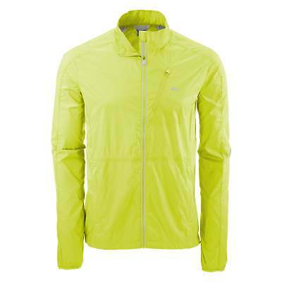 Kathmandu Lite Ace Mens Water Repellent Wind Resistant Active Jacket v4 Yellow