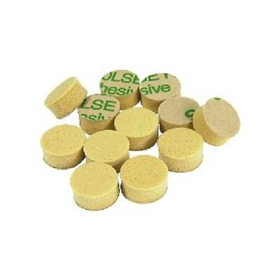 Brass instrument synthetic water key cork stoppers 9mm