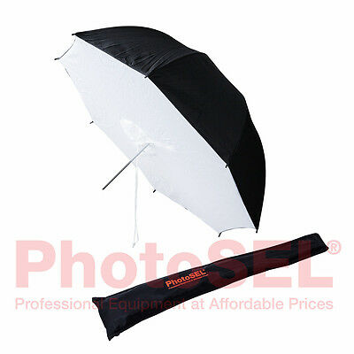 PhotoSEL UM336R 91cm Reflective Umbrella Softbox for Studio Light Lighting Flash