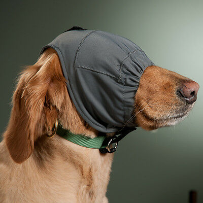 Thundershirt SMALL Calming Cap for Dogs - help with undesirable behaviour
