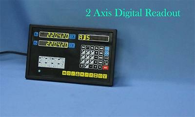 2 Axis Digital Readout DRO for Milling Lathe Machine High Cost Performance