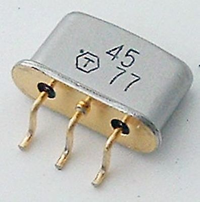 Toyocom 45E1AZ9F 45MHz Crystal Bandpass Filter, New, Qty.2