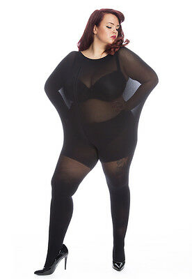 Thick Winter Tights for big tall women.UK22/UK42  & easily fit +6ft /183cms