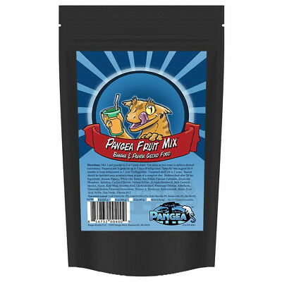 Pangea Fruit Mix Gecko Diet - Banana and Papaya Original Gecko Treat Food