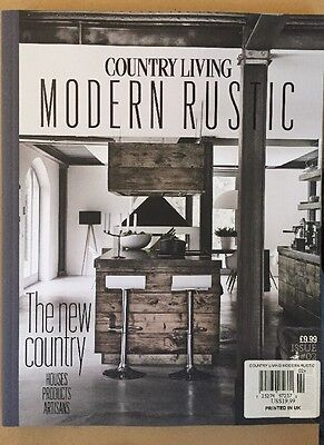 Country Living Modern Rustic Houses Products Artisans UK #2 2014 FREE SHIPPING!