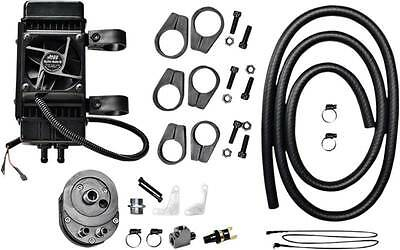 Jagg Vertical Frame Mount Fan Assisted Kit for Harley (751-FP2600)