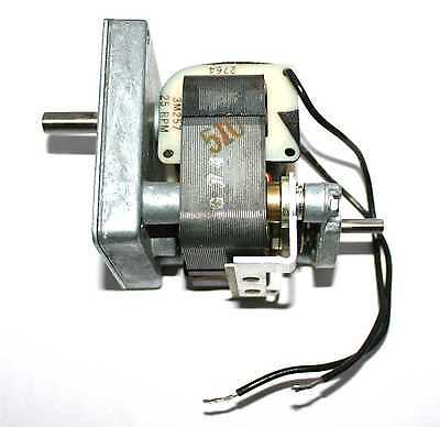 Gear Electric Motor with Magnetic Brake (95M001)