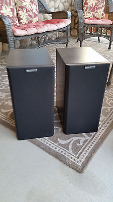 Vintage and RARE Dahlquist Prelude CA 2 Modules Pair Mid High Tops - VGC!