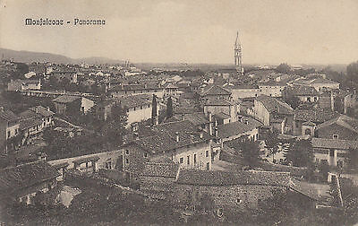 Monfalcone - Panorama 1915